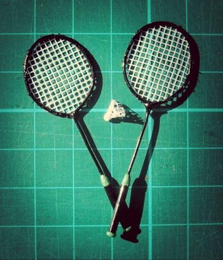 Badminton Badminton Lover Won The Badminton Tournament Enjoying Life :)))) <3 <3
