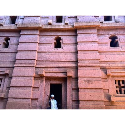 Lalibela Ethiopia Ethiopian Africa EthiopianOrthodox EthiopianOrthodoxTewahedoChurch SemoneHemamat Architecture
