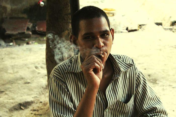 SastaFotu Animato Smoking Smoker Bharat