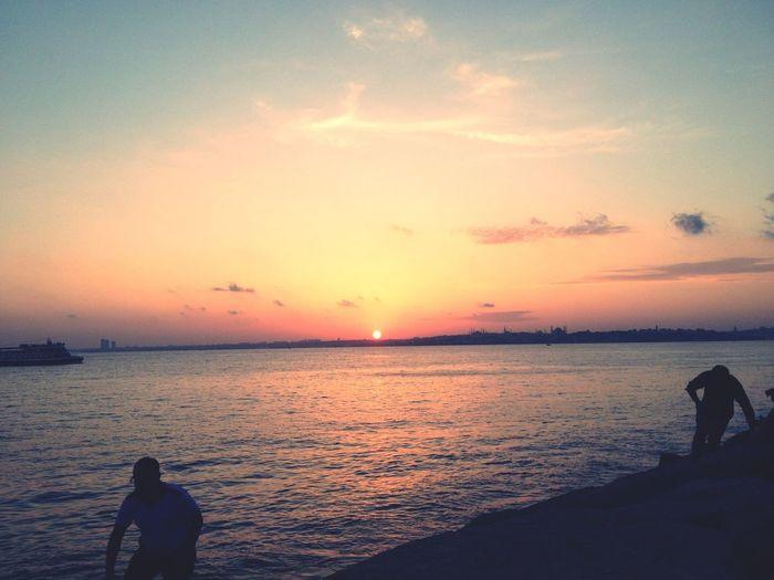 Kadıköy Moda Modaparki Deniz