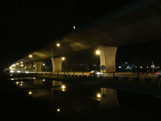 蘭陽平原 City Street Light 燈 城市城事 街 夜