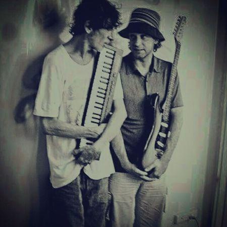 Rockstars Argentina Gustavocerati & Charlygarcia // Verdaderos maestros del Rock Nacional