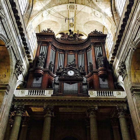 Saint Soulpice Saintsoulpic Organ Paris France