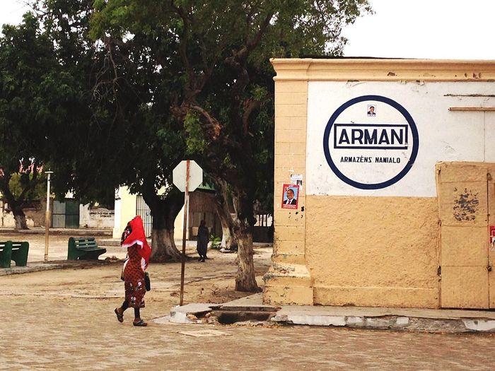 Armani! In ilha
