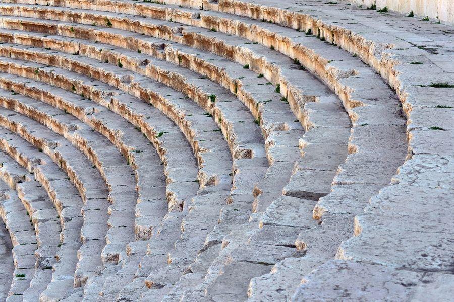 Amman Backgrounds Century Colors Curve Day Expirience Gry Jordan Journey No People Photographer Roman Architecture Roman Empires Roman Ruines Roman Theatre Shadow Shadows & Lights Stairs Stone Travel Travel Destinations Travelphotography