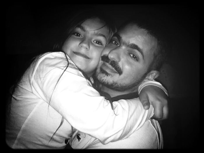 Pere & Fille Amour Love Xoxo