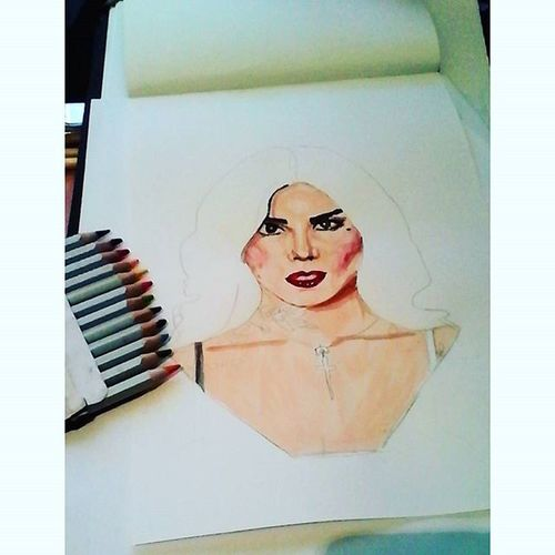 Started a new drawing @katvondbeauty Drawing Draw Paint KatVonD  Art Artsy Artist Instaart Instapic Instalike Instafollow Picture Painting Instaartist Instamood Instagood Creative Inspire Love Sketch Sketching Tattoo Ink Photo Photography picofthedaybestoftheday