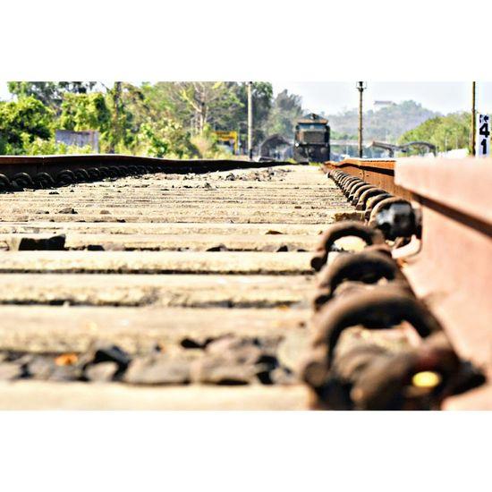 EyeEmNewHere Indianrailways Konkanrailways Goa First Eyeem Photo
