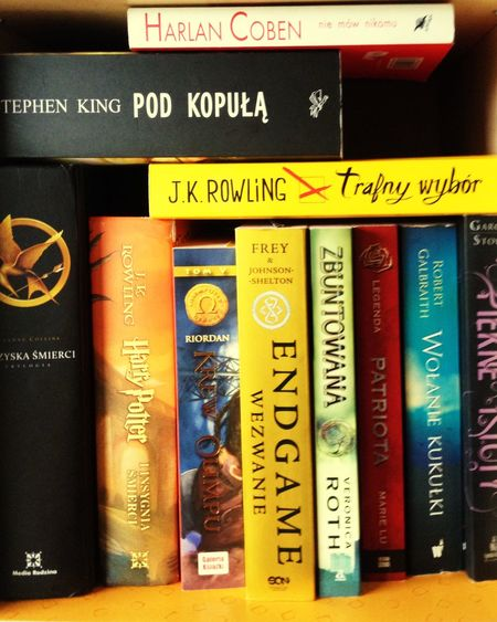 Books My Hobby Love Rowling Harrypotter Blood Of Olympus Veronicaroth Hungergames Marie Lu Rick Riordan