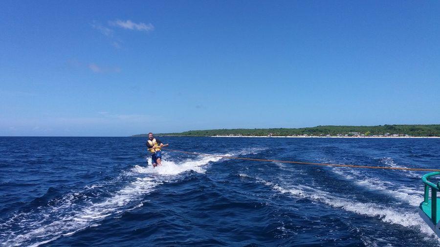 boating wakeboarding in Philippines Boating Boatingday Boatingseason Boatinglife#tropics Seizethemoment LivingLife Travelgoods Sunshines Shadesofblue Bluesky Beaches Paddleboard Stranded Whitesand Philippine Itsmorefuninthephilippines Makingmemories Towedaway Towedding