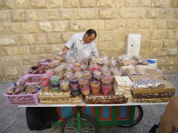 Food Food And Drink Israele Spezie Del Mondo Spices Venditore Ambulante