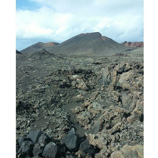 Dec 2014 Lanzarote Iles Canaries Espagne Volcán Paysage Landscape Voyages Travels Impressive