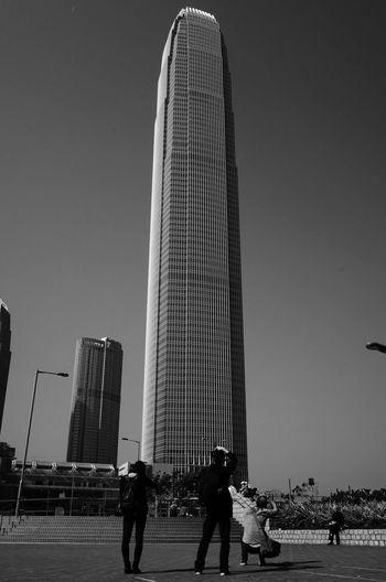 IFC, Hong Kong. Hong Kong