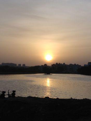 sunset @IDL First Eyeem Photo