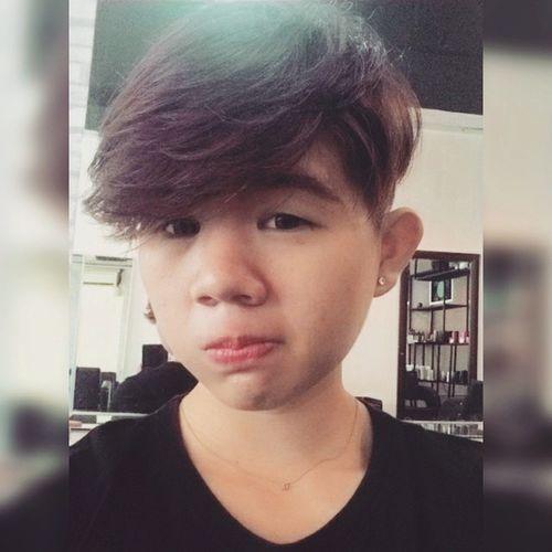 NEW Hair Cut 😊😄 Riona Alphstudio
