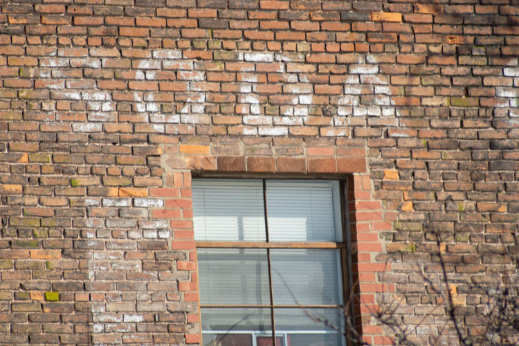 Brick Brick Wall Bricks Window Sign Writing On The Wall City City Scape Old Buildings Worn Bricks Architecture Built Structure No People Wall - Building Feature Day Building Exterior Wall Building House Outdoors Syracuse Ny
