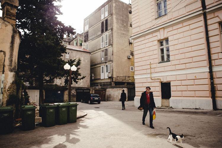 Zadar Building