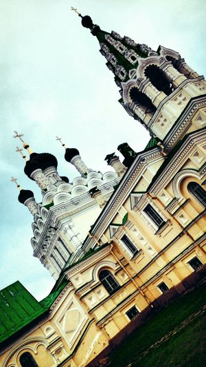 Sammer 2015 Great Views Beautiful Hello World Temple Church Sight ⛪