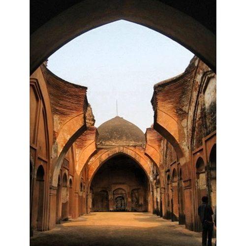 Instasize Dome Heritage Orange Sunset Old Murshidabad WestBengal