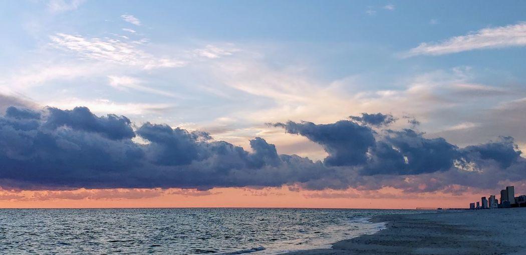 Water Sea Sunset Beach Beauty Summer Blue Sand Mountain Sky