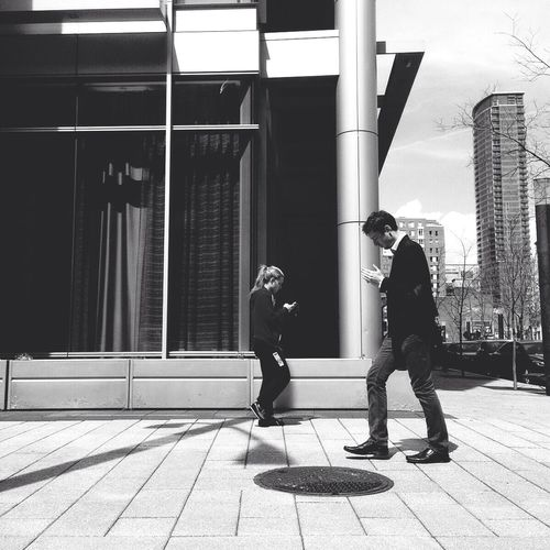 Streetphotography Blackandwhite AMPt - Shoot Or Die Life In Motion