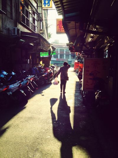 Streetphotography Shadow