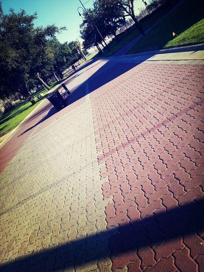 campus look dead already