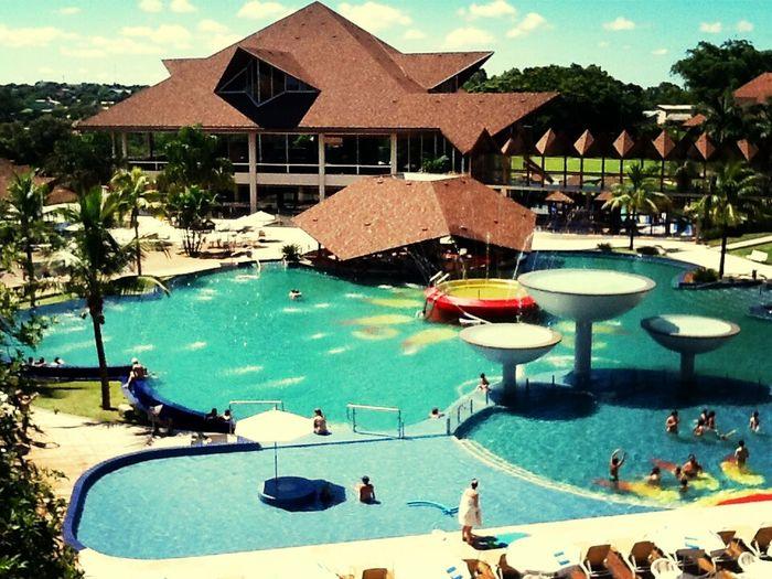 Pool Top Foz Do Iguaçu Hotel Life