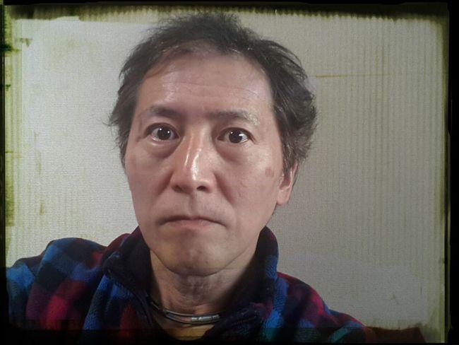 酔っ払ってマッスル! Hi! Hello World Portrait That's Me