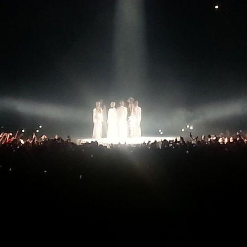 Kanye had a crazy nice intro!