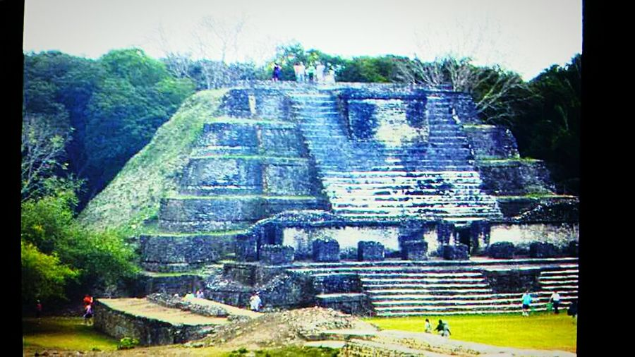 Mayan Mansion Wonderful World Hello World