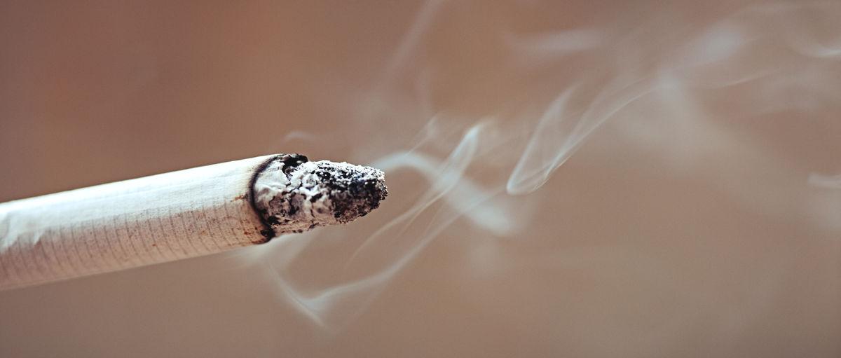 Close-Up Of Cigarette
