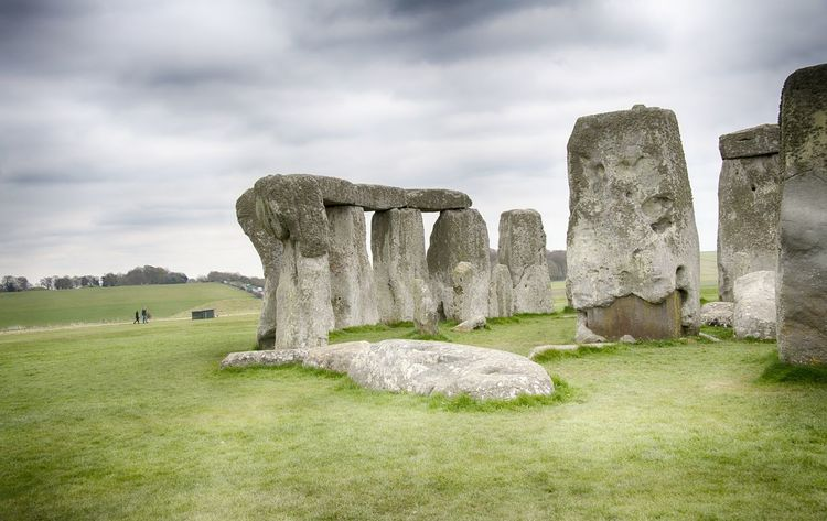 Stonehenge Memorial Ancient Ancient Civilization Beauty In Nature Cloud - Sky Day Grass History Landscape Nature No People Outdoors Sky Stonehenge Travel Destinations