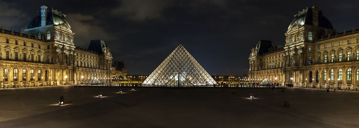 The Louvre at night is one of the world's largest museums in Paris and in Europe. EyeEm EyeEm Best Shots EyeEm Selects EyeEm Gallery EyeEmNewHere France Louvre Louvre Pyramid Louvre, France Low Angle View Paris Paris By Night Paris Je T Aime Paris ❤ Paris, France  ParisByNight Architecture Building Exterior Built Structure Eye4photography  Illuminated Louvremuseum Night Parisian Parisweloveyou