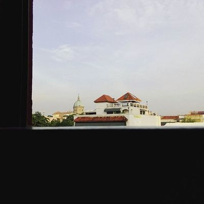 Good morning Intramuros (struggling in photography) Photography Frame Architecture Sky Philippines Your Design Story