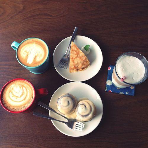 大人的味道🤔 Enjoying Life Taiwan Xibei Coffee Shop