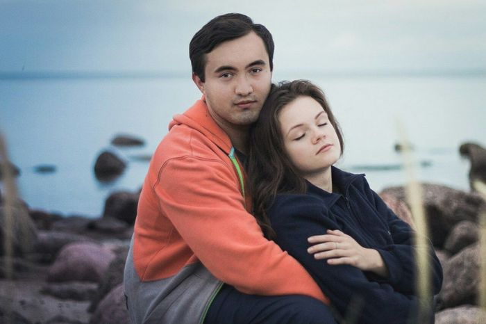Lovestory Family❤ Photography Seaside Husband And Wife