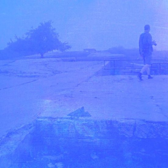 Tinge. Landscape Colors Sunset Experimental JohnRuggieri Abstract Blue Wave Nature Landscape_Collection Boston