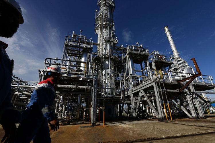 INDONESIA Bio Energy Destination Kilang Oil Oil World Papua Pertamina Tourism World