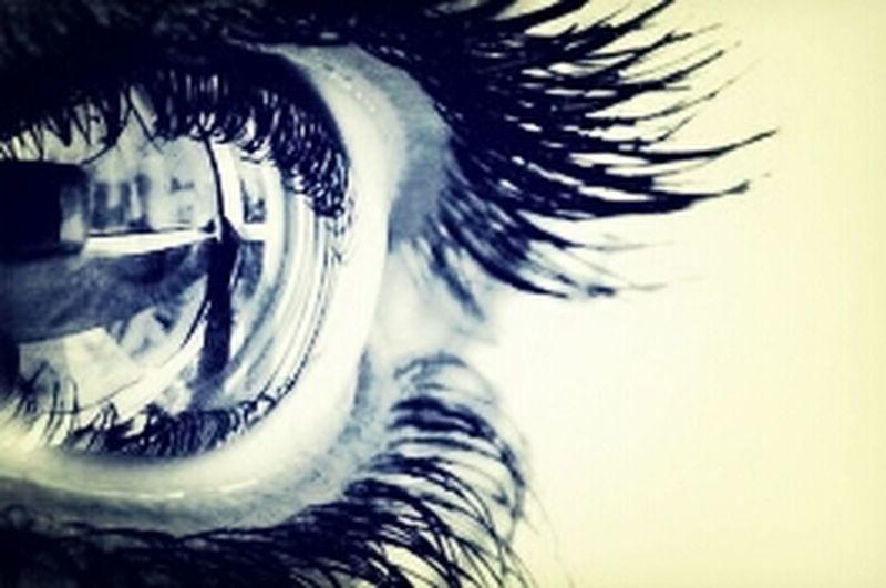 Einen Augenblick Auge <3 Die Zukunft Ruhe