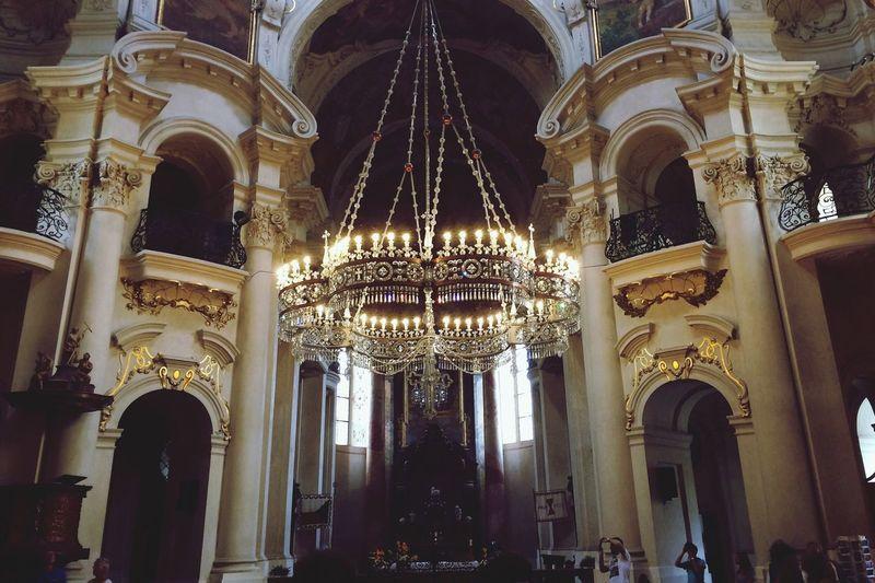 Prague St. Nicolas Church