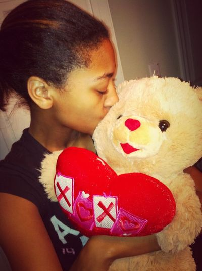 Teddy Bear(: