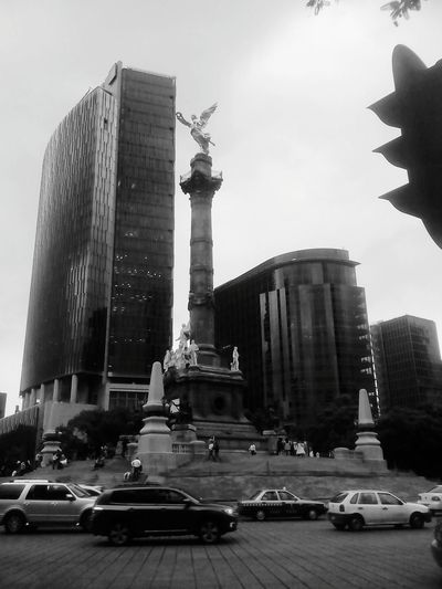 Cityscapes Mexico D.F. Angel De La Independencia Independence Angel