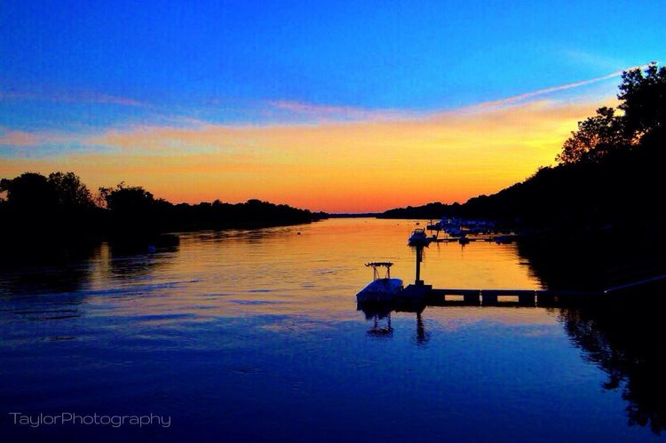 Sunset.. Color Sunset Nikon Taylorphotography