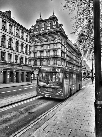 London Victoria London Victoria Line Monochrome Blackandwhite Highcontrast History Sky Travel