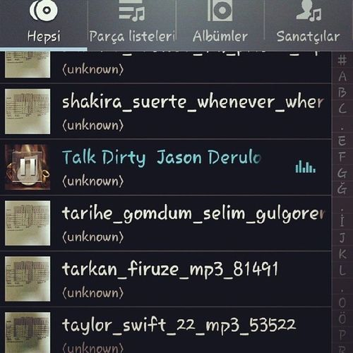 şşşt ! !Sessiz Talkdirty Caliyor instagoodverygood