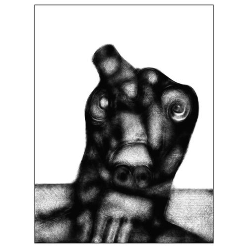 A question of balance. Drawing Digital Drawing Digital Art