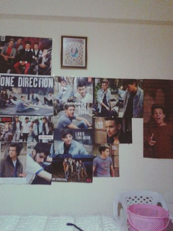 Evet posterlerimi cok seviyomm :)