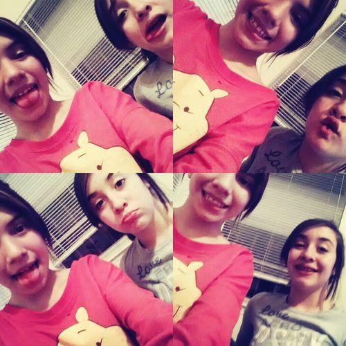 With Paulina! :)