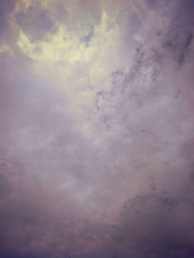 Blue Sky RainySky Romantic Clouds Photography Photooftheday Check This Out @yuvraj Khindri